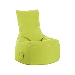 Sitzsack Swing Scuba grün