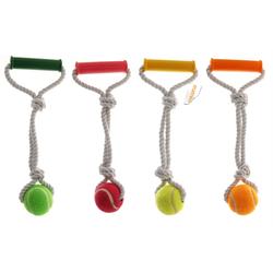 Ballspielzeug Tauziehen Hundespielzeug Ball 33 cm