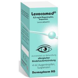 Levocamed 0,5mg/ml Augentropfen