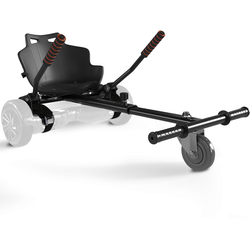 Bluewheel Electromobility Hoverkart HK200 schwarz Kinder Balance Scooter Kinderfahrzeuge Hoverkarts