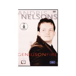 Genius On Fire - (DVD)