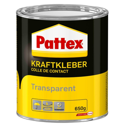 Pattex Kraftkleber 650 g, transparent