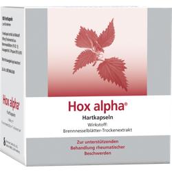 HOX alpha Hartkapseln 100 St