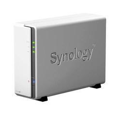 Synology DiskStation DS120j NAS-Server 10TB 1 Bay DS120J/10TB-IW