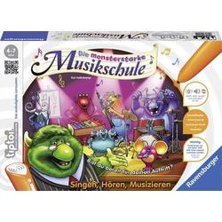 Ravensburger tiptoi® Die monsterstarke Musikschule Die monsterstarke Musikschule 00555