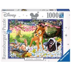 Walt Disney Bambi Puzzle 1000 Teile