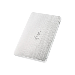I-TEC PC-Gehäuse SATA MySafe 6,4cm/2,5, mit Adapter auf SATA M.2