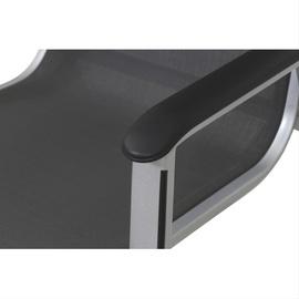MWH Das Original Core 66 x 70 x 108 cm silber/schwarz