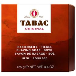 Tabac 125 g Shaving Soap Tiegel Refill Rasierseife 125g