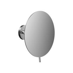 Frasco Kosmetikspiegel Wand-Kosmetikspiegel, Ø 190 mm, 3-fach