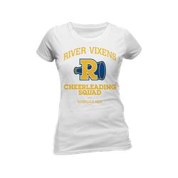 Riverdale Girlie T-Shirt RIVER VIXENS