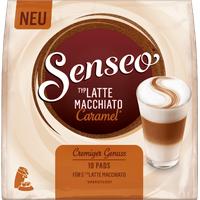 Douwe Egberts Senseo Latte Macchiato Caramel 10 St.