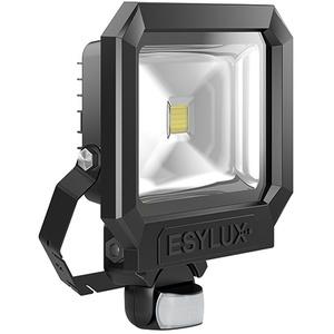 EsyLux EL10810183 LED-Strahler AFL SUN 30W 5000K schwarz