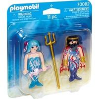 Playmobil Magic Meereskönig und Nixe 70082