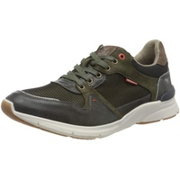 MUSTANG Herren 4156-302 Sneaker, 77 Oliv, 44