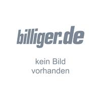 Clp Breno Sessel 64 x 79 x 102 cm schwarz/rubinrot inkl. Fußhocker