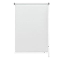 Seitenzugrollo Seitenzug-Rollo ABDUNKLUNG 390 weiß 122 x, GARDINIA
