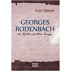 Georges Rodenbach. Kurt Glaser  - Buch