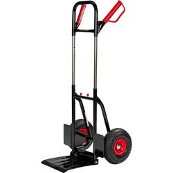Pro-bau-tec® 100054 Sackkarre klappbar Stahl Traglast (max.): 200kg