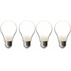 näve LED Leuchtmittel E27/6W 4er-Set