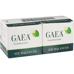 GAEA Age Balanced+Gratis GAEA Gesichtscreme