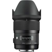 35 mm F1,4 DG HSM (A) Nikon F