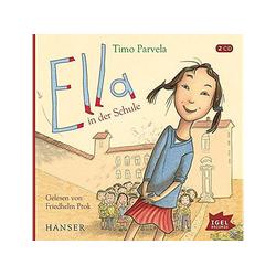- Ella in der Schule (CD)