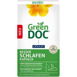 GreenDOC BESSER SCHLAFEN KAPSELN