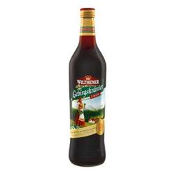 Wilthener Gebirgskräuter Likör 30,0 % vol 0,7 Liter