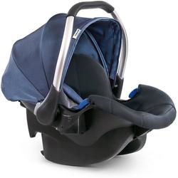 Hauck Babyschale Babyschale Comfort Fix, Black blau