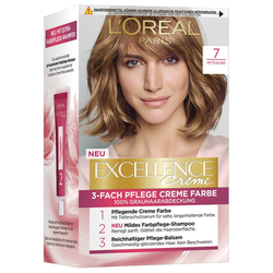 L´Oréal Paris Excellence Haare Haarfarbe
