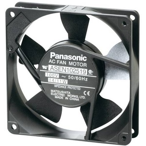 Panasonic ASEN10416 Axiallüfter 230 V/AC 174 m³/h (L x B x H) 120 x 120 x 38mm