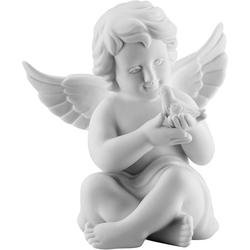 Rosenthal Engelfigur Engel mit Taube (1 Stück) 9,3 cm x 10,6 cm x 6,3 cm