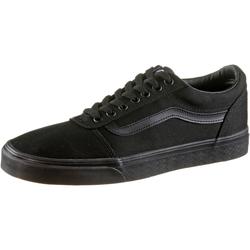 Vans Ward Sneaker Herren in black-black, Größe 42 1/2 black-black 42 1/2