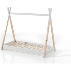 Vipack Tipi Zelt-Bett Tibe, 70 x 140 cm
