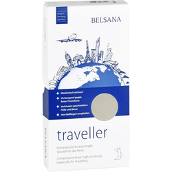 BELSANA traveller AD S creme Fuß 1 35-38 2 St.