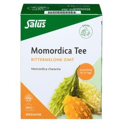 MOMORDICA CHARANTIA m.Zimt Kräuterteemisch.Fbtl. 40 Stück