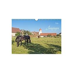 Ulm - Jungingen (Wandkalender 2021 DIN A4 quer)