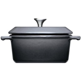 WOLL Iron Kasserolle 10 cm grau