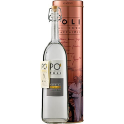 Grappa Jacopo Poli Po di Poli Morbida Smooth mit saftigem Duft 700ml