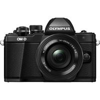 Olympus OM-D E-M5 Mark II schwarz + 14-42mm EZ