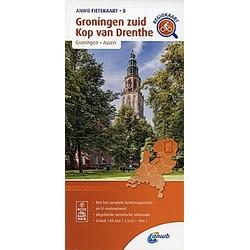 8 Groningen zuid Kop van Drenthe (Groningen /Assen); . - Buch