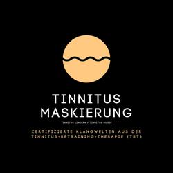 Tinnitus Maskierung / Tinnitus lindern / Tinnitus Musik als Hörbuch Download von Tinnitus Research Center/ Dr. Laurence Goldman
