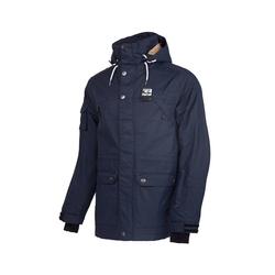 REHALL Winterjacke Goose-R Snowjacket blau XL