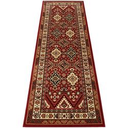 Läufer Diantha, my home, rechteckig, Höhe 9 mm, Orient-Optik rot 90 cm x 250 cm x 9 mm