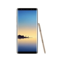 Galaxy Note8 64GB Maple Gold