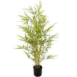 Kunstbaum Bambus, I.GE.A., Höhe 90 cm, Im Topf