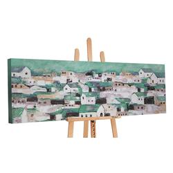 YS-Art Gemälde Südquartier PS 055