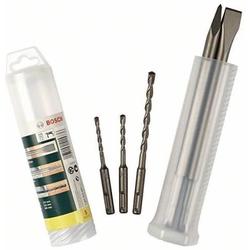 Bosch SDS-plus Meißel/Bohrer-Set 5-teilig (Bit/Bohrer/Werkzeugaufsatz)