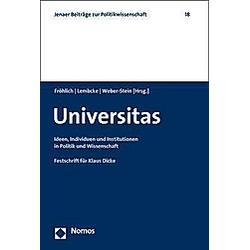 Universitas - Buch